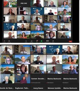 screenshot _closing session_virtual IPBS fall meetings